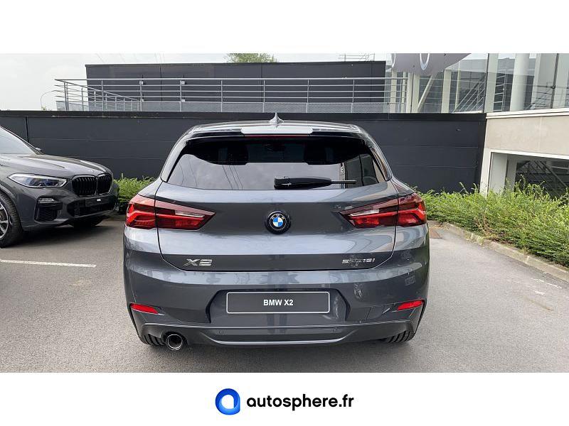 BMW X2 SDRIVE18IA 136CH M SPORT DKG7 - Miniature 4