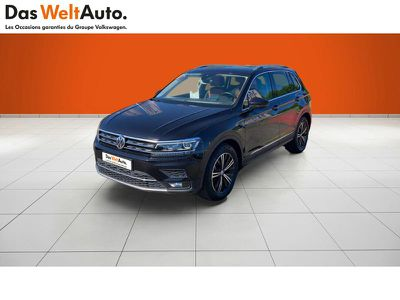 Volkswagen Tiguan 2.0 TDI 150ch Carat Exclusive DSG7 occasion
