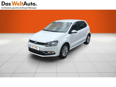 Volkswagen Polo 1.4 TDI 90ch BlueMotion Technology Confortline 5p occasion