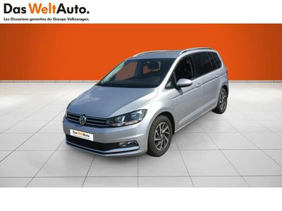 Volkswagen Touran 1.6 TDI 115ch BlueMotion Technology FAP Sound 7 places occasion
