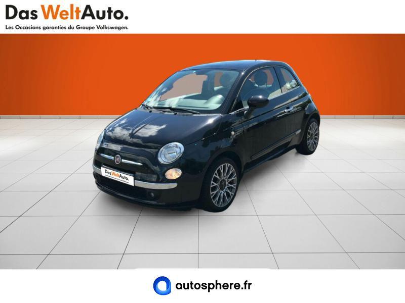 FIAT 500 0.9 8V TWINAIR 85CH S&S LOUNGE - Photo 1