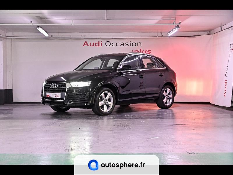 AUDI Q3 1.4 TFSI 150CH COD AMBITION LUXE S TRONIC 6 - Photo 1