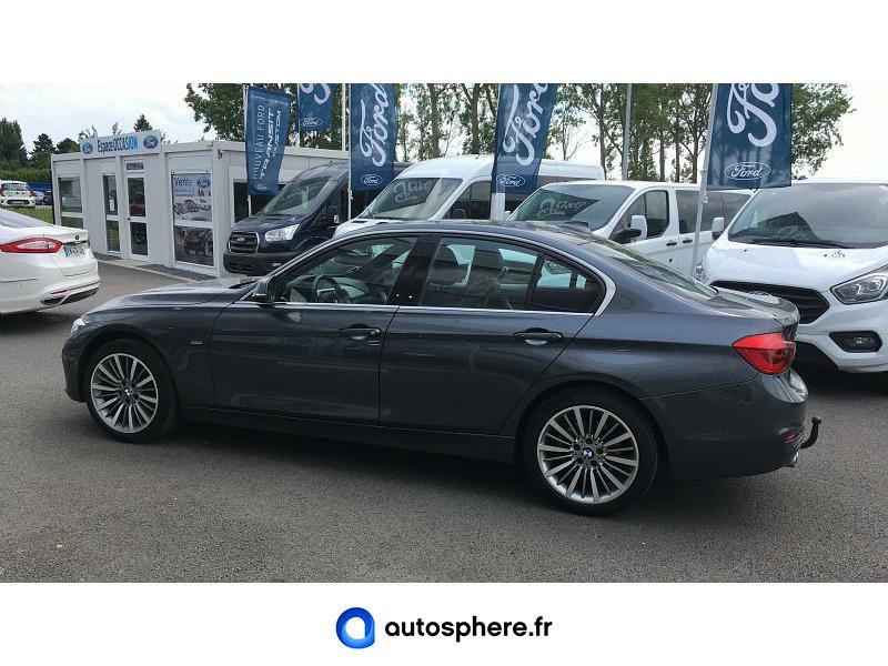 BMW SERIE 3 320DA XDRIVE 190CH LUXURY - Miniature 3