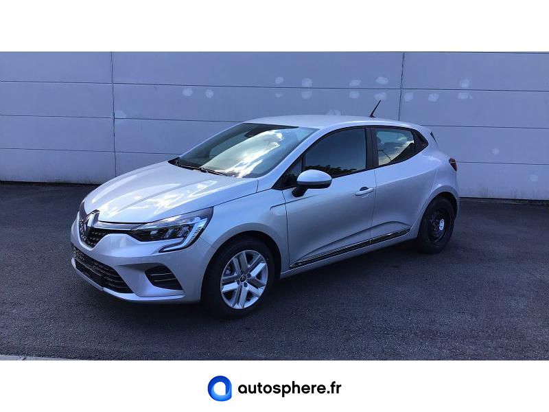 RENAULT CLIO 1.0 TCE 90CH BUSINESS X-TRONIC -21 - Miniature 1