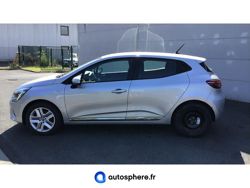 RENAULT CLIO 1.0 TCE 90CH BUSINESS X-TRONIC -21 - Miniature 3