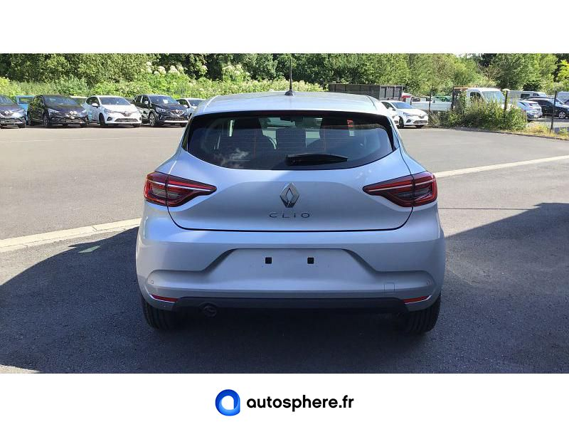 RENAULT CLIO 1.0 TCE 90CH BUSINESS X-TRONIC -21 - Miniature 4