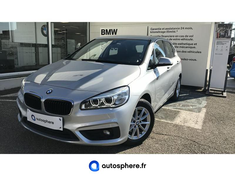 BMW SERIE 2 ACTIVE TOURER 216DA 116CH BUSINESS DESIGN - Miniature 1