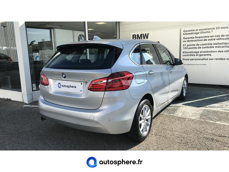 BMW SERIE 2 ACTIVE TOURER 216DA 116CH BUSINESS DESIGN - Miniature 2