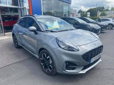 Ford Puma 1.0 EcoBoost 125ch mHEV ST-Line X DCT7 occasion