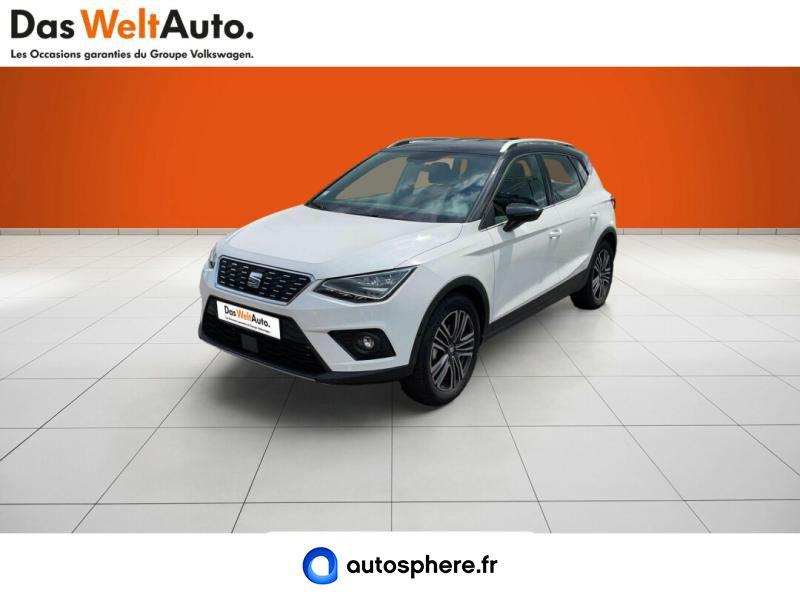 SEAT ARONA 1.0 ECOTSI 115CH START/STOP XCELLENCE DSG EURO6D-T - Photo 1