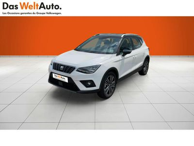 Seat Arona 1.0 EcoTSI 115ch Start/Stop Xcellence DSG Euro6d-T occasion