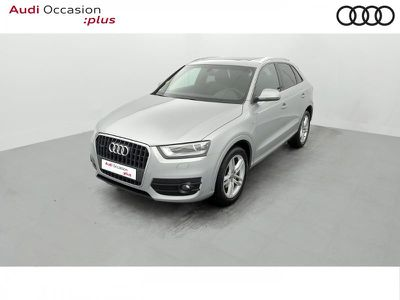 Audi Q3 2.0 TDI 140ch S line quattro S tronic 7 occasion