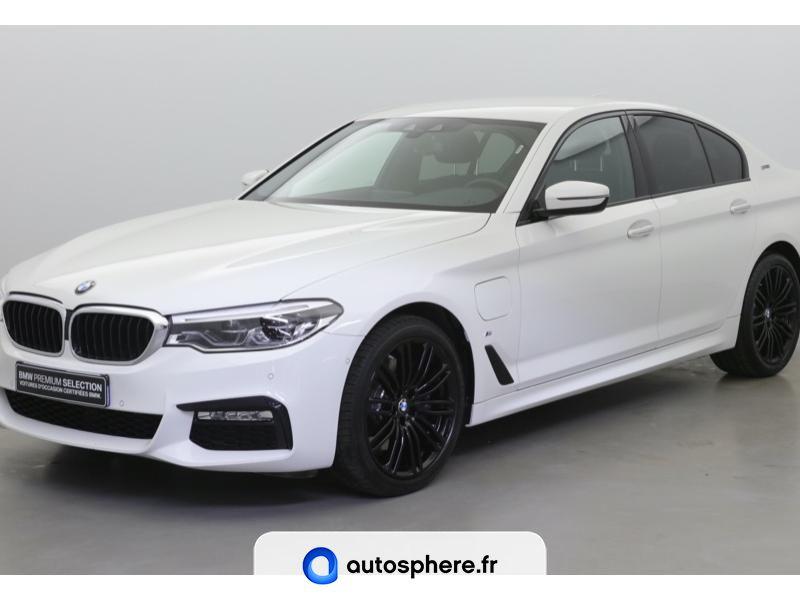 BMW SERIE 5 530EA IPERFORMANCE 252CH M SPORT STEPTRONIC - Photo 1