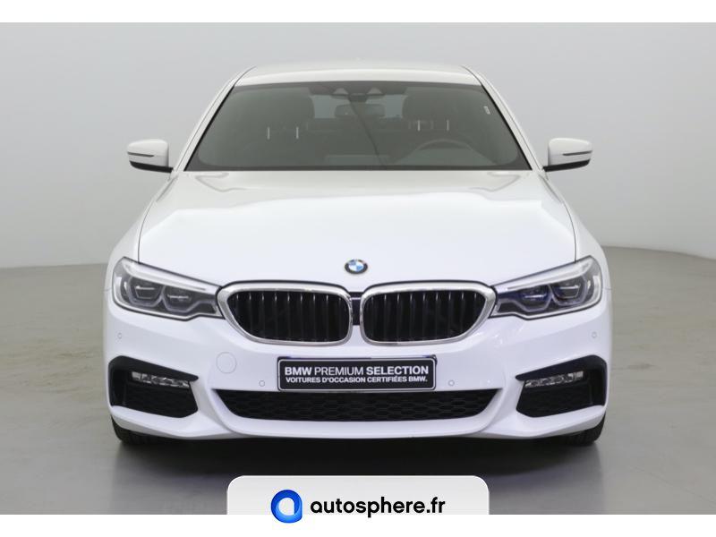 BMW SERIE 5 530EA IPERFORMANCE 252CH M SPORT STEPTRONIC - Miniature 2