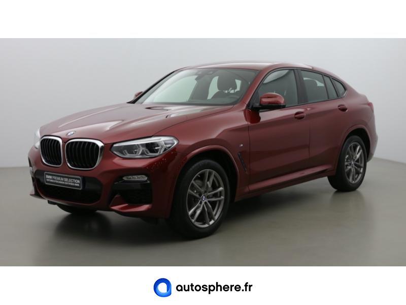 BMW X4 XDRIVE20D 190CH M SPORT EURO6D-T - Photo 1