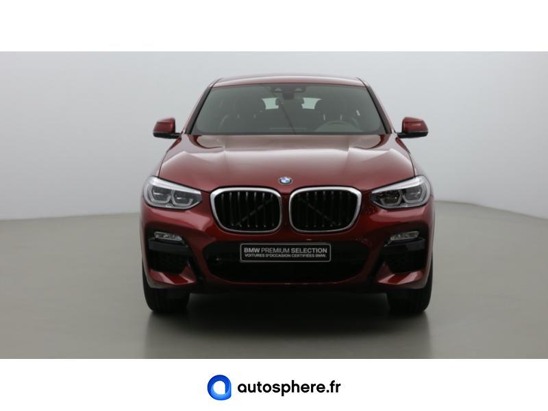 BMW X4 XDRIVE20D 190CH M SPORT EURO6D-T - Miniature 2