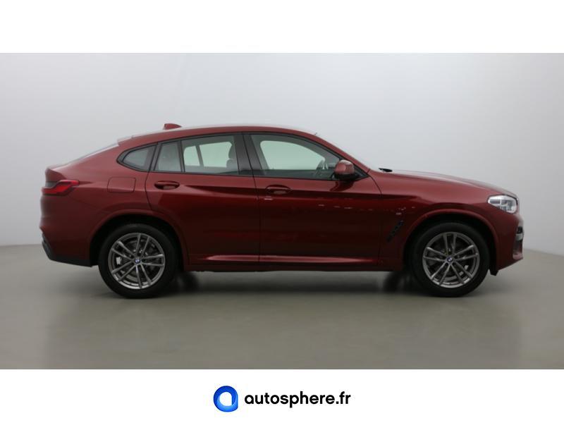 BMW X4 XDRIVE20D 190CH M SPORT EURO6D-T - Miniature 4