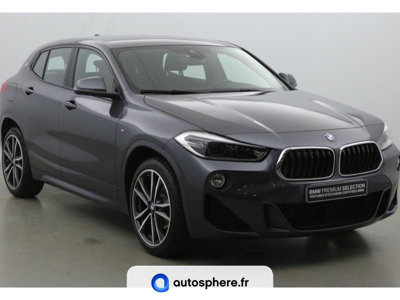 BMW X2 SDRIVE18DA 150CH M SPORT EURO6D-T 118G - Miniature 3