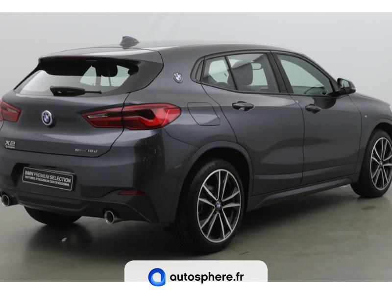 BMW X2 SDRIVE18DA 150CH M SPORT EURO6D-T 118G - Miniature 5