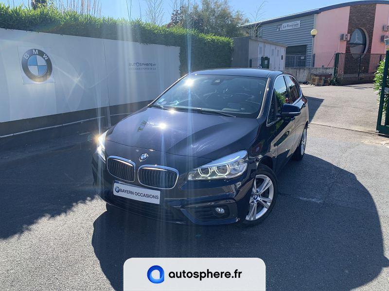 BMW SERIE 2 ACTIVE TOURER 225XEA 224CH LOUNGE - Miniature 1