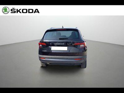 SKODA KAROQ 1.0 TSI 110CH CLEVER EURO6AP - Miniature 3