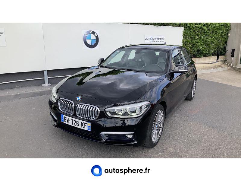 BMW SERIE 1 114D 95CH URBANCHIC 5P - Miniature 1