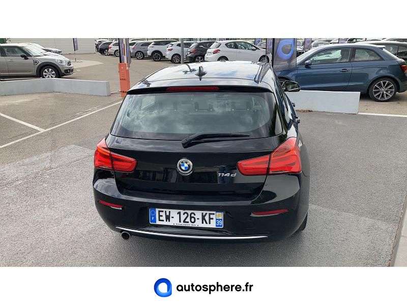 BMW SERIE 1 114D 95CH URBANCHIC 5P - Miniature 2