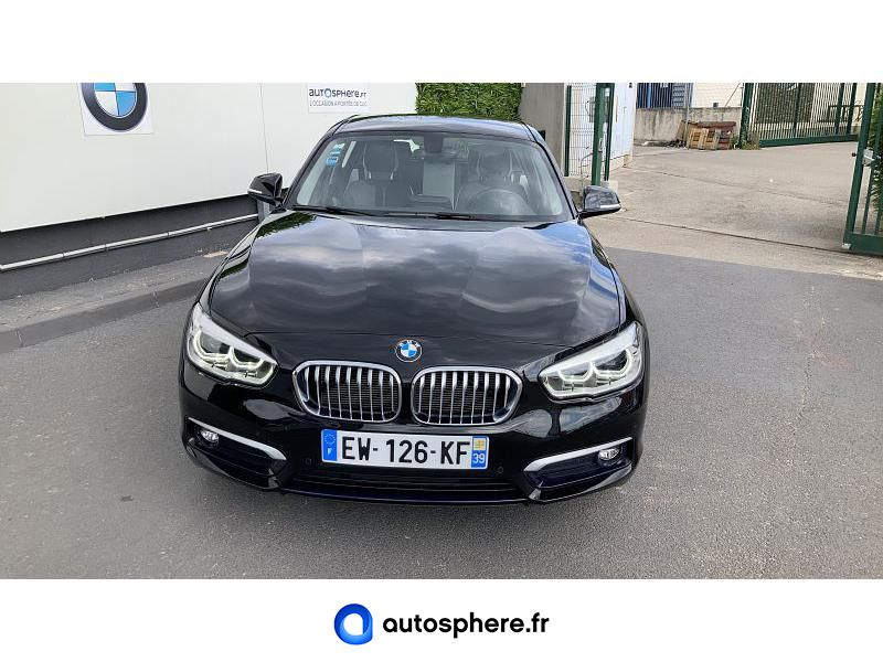 BMW SERIE 1 114D 95CH URBANCHIC 5P - Miniature 5