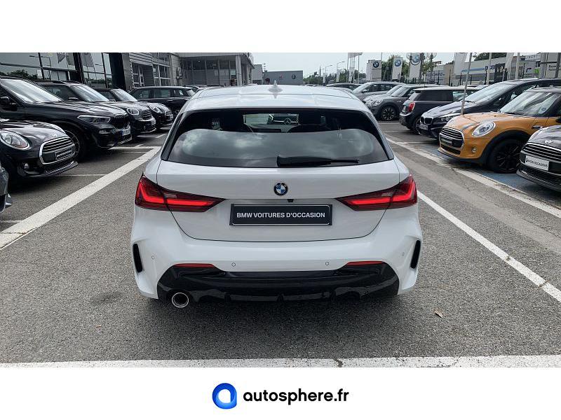 BMW SERIE 1 116DA 116CH M SPORT DKG7 - Miniature 4