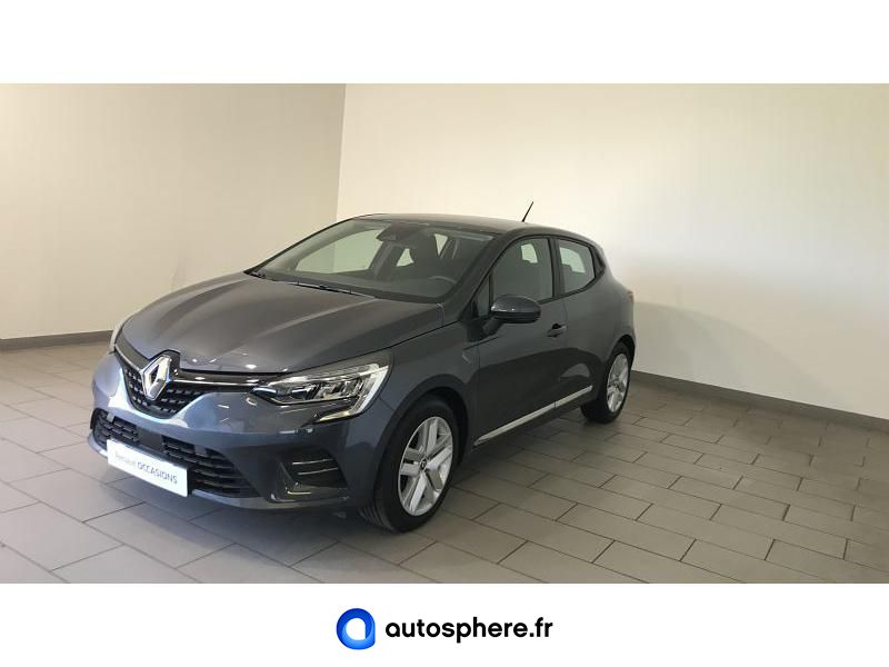 RENAULT CLIO 1.0 TCE 100CH BUSINESS - 20 - Miniature 1