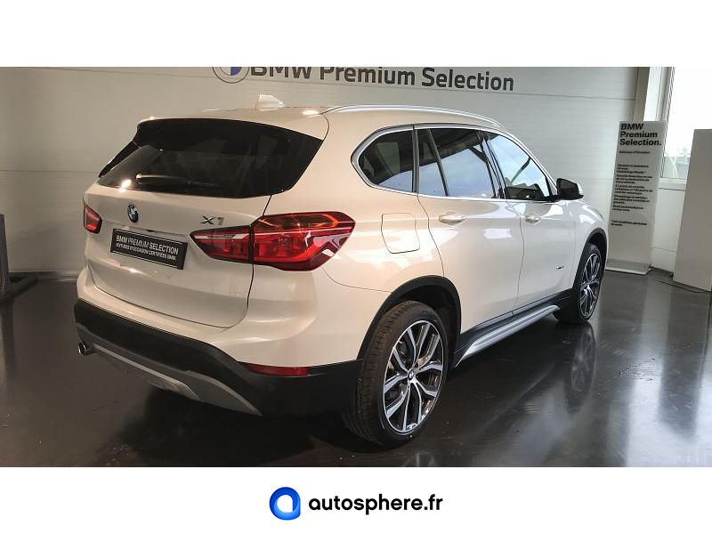 BMW X1 SDRIVE18I 140CH XLINE - Miniature 2