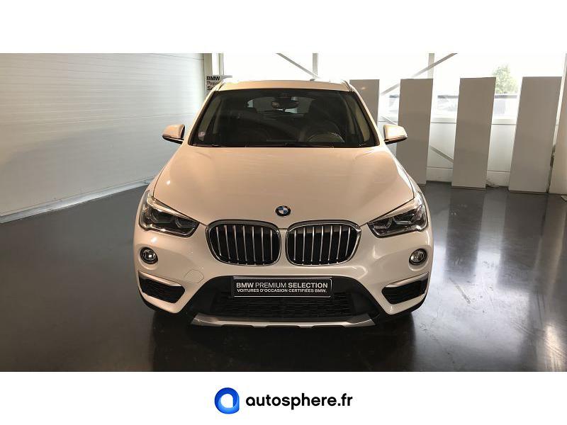 BMW X1 SDRIVE18I 140CH XLINE - Miniature 5