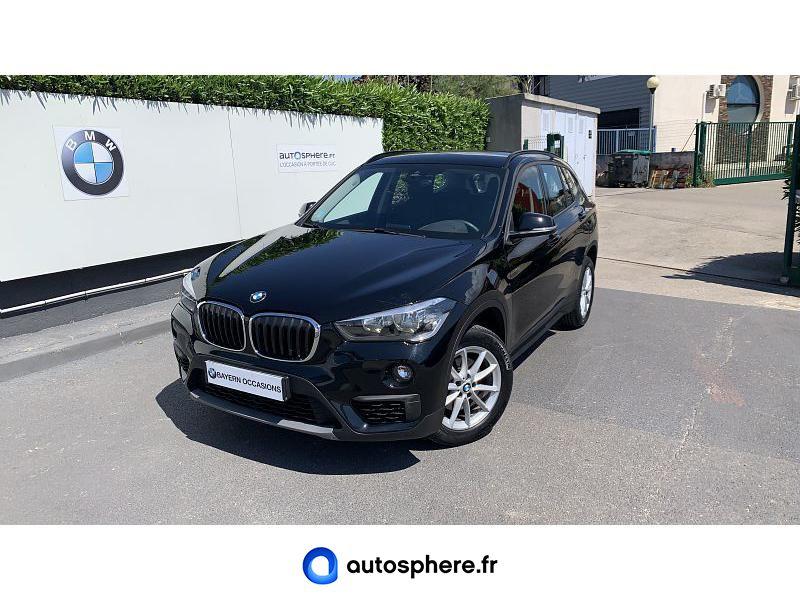 BMW X1 SDRIVE18I 140CH LOUNGE - Miniature 1