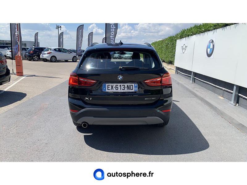 BMW X1 SDRIVE18I 140CH LOUNGE - Miniature 4