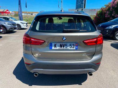 BMW X1 SDRIVE20IA 192CH LOUNGE DKG7 - Miniature 5