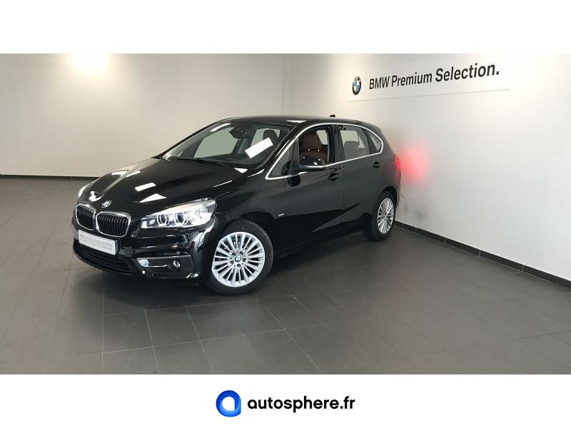 BMW SERIE 2 ACTIVE TOURER 216I 102CH LUXURY - Miniature 1