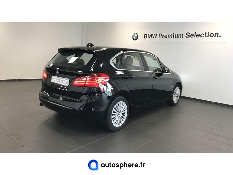 BMW SERIE 2 ACTIVE TOURER 216I 102CH LUXURY - Miniature 2