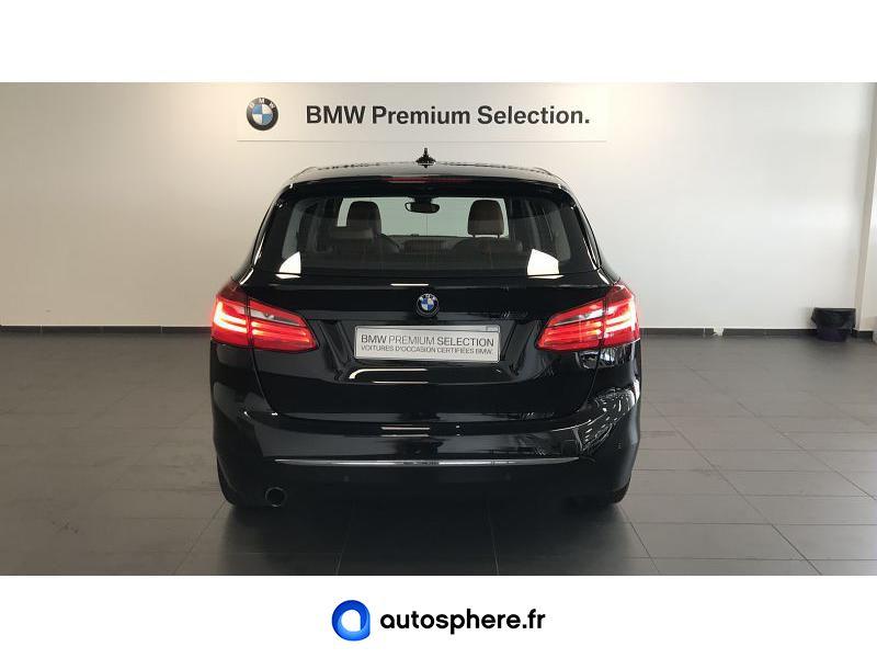 BMW SERIE 2 ACTIVE TOURER 216I 102CH LUXURY - Miniature 4