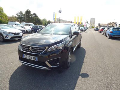 Peugeot 5008 1.6 BlueHDi 120ch Crossway S&S occasion
