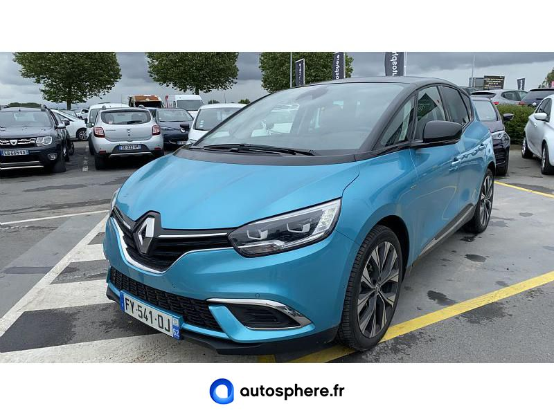 RENAULT SCENIC 1.3 TCE 140CH FAP LIMITED EDC - 21 - Miniature 1