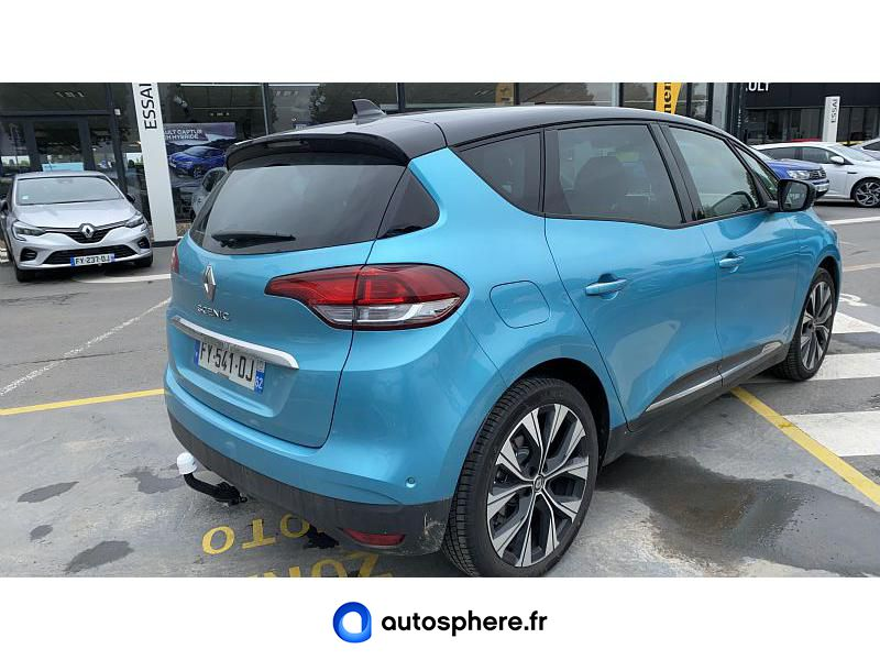 RENAULT SCENIC 1.3 TCE 140CH FAP LIMITED EDC - 21 - Miniature 2