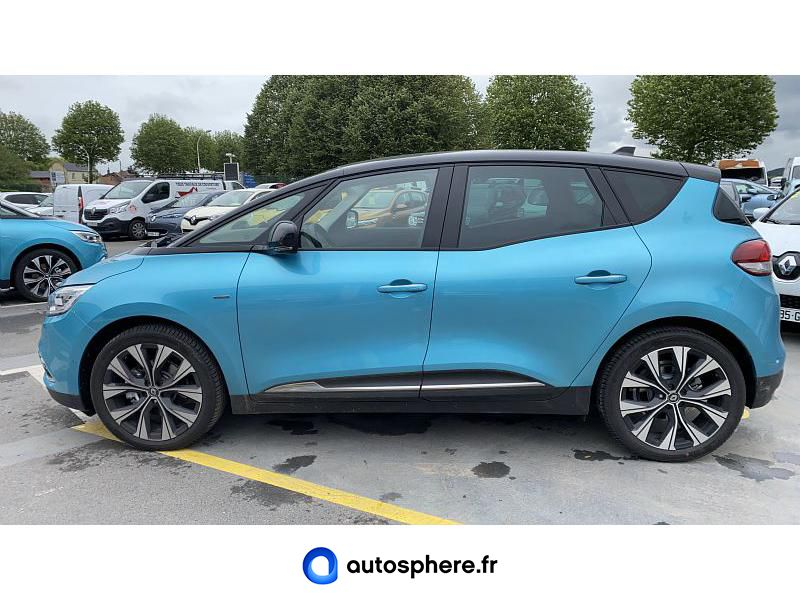 RENAULT SCENIC 1.3 TCE 140CH FAP LIMITED EDC - 21 - Miniature 3
