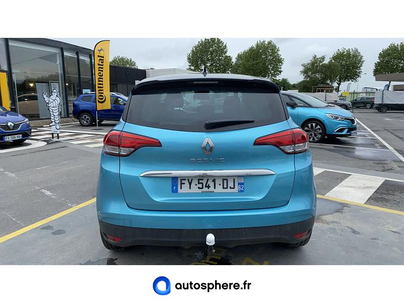 RENAULT SCENIC 1.3 TCE 140CH FAP LIMITED EDC - 21 - Miniature 4