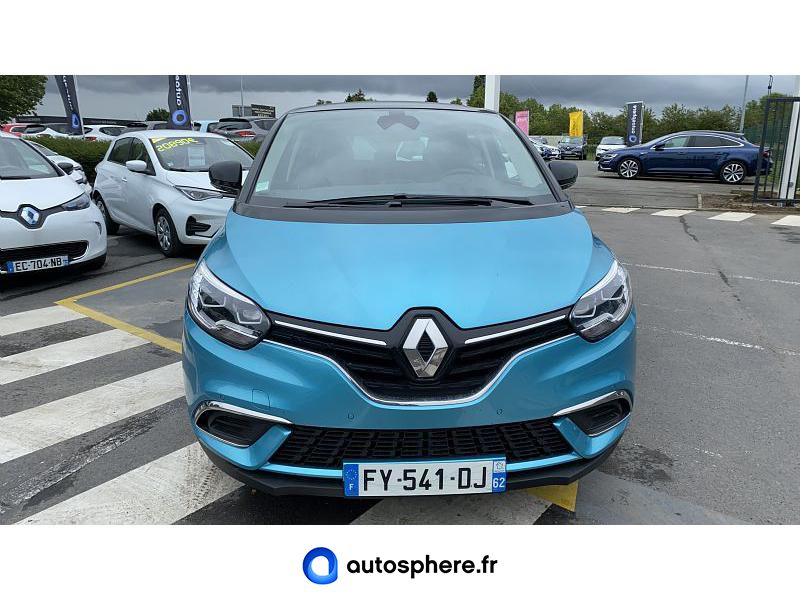 RENAULT SCENIC 1.3 TCE 140CH FAP LIMITED EDC - 21 - Miniature 5