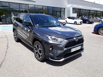 Toyota Rav4 Hybride Rechargeable 306ch Collection AWD occasion