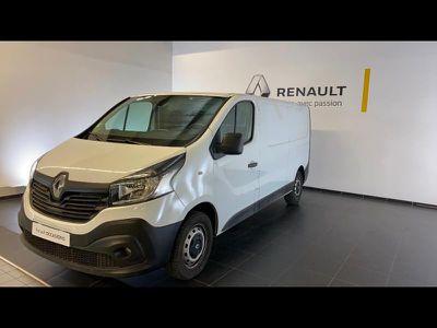 Renault Trafic L1H1 1200 2.0 dCi 120ch Grand Confort E6 occasion