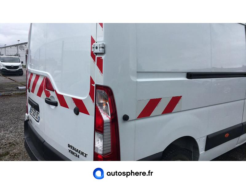RENAULT MASTER F3500 L3H2 2.3 DCI 145CH ENERGY CABINE APPROFONDIE CONFORT EURO6 - Miniature 4