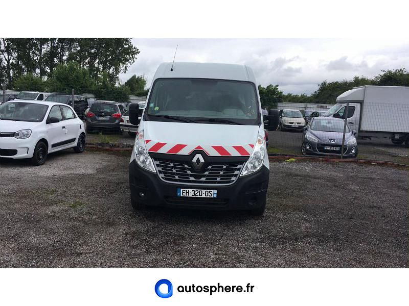RENAULT MASTER F3500 L3H2 2.3 DCI 145CH ENERGY CABINE APPROFONDIE CONFORT EURO6 - Miniature 5