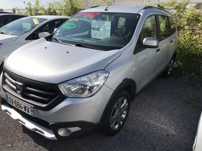 Dacia Lodgy 1.5 dCi 110ch Stepway Euro6 7 places occasion