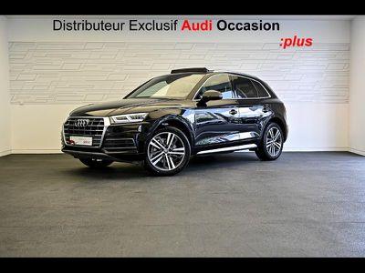 Audi Q5 2.0 TFSI 252ch S line quattro S tronic 7 occasion
